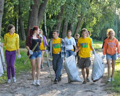 Programa de inmersión en familia y Voluntariado en Estados Unidos