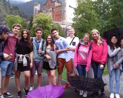 Programa de alemán y actividades en familia en Alemania