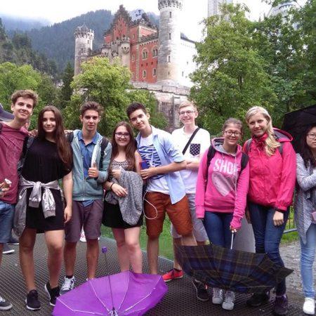 Programme d'allemand et activités en famille en Allemagne