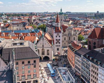 Programme d'allemand pour adultes à Berlin, Frankfurt, Hambourg ou Munich