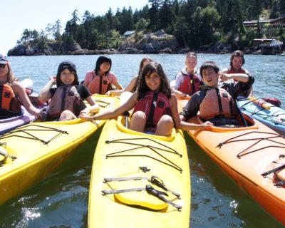 Programa de inglés y actividades en Canadá para los 15-18 años