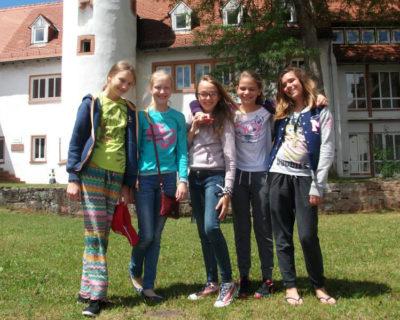 Programa de alemán y actividades en residencias juveniles en Alemania