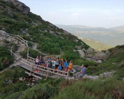 Summer camp et immersion en famille dans la région de Madrid