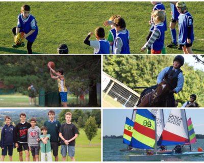 Programme de sport intensif et anglais en Irlande et en Angleterre