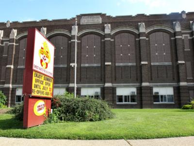 Estancia escolar en escuela católica en el sur de Canadá