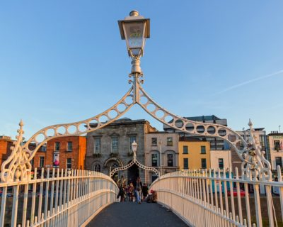 Programme d'anglais pour jeunes à Dublin