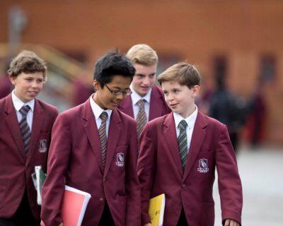 Année scolaire ou trimestre au Royaume-Uni