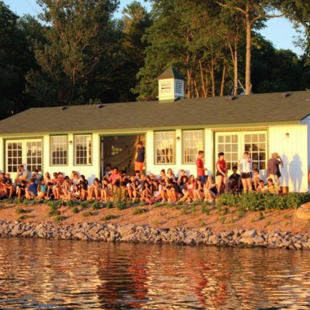 Summer Camp Tradicional en Canadá