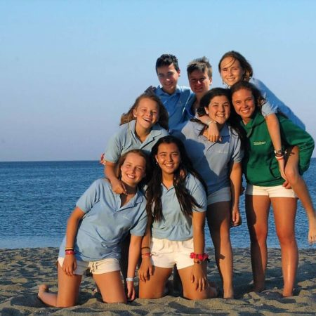 Summer Camp dans le Sud de l'Espagne