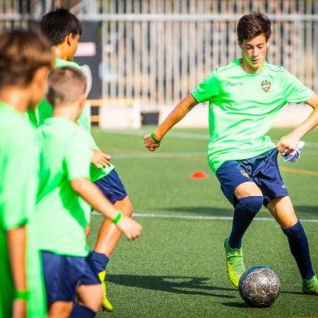 Programa de Futbol et Espagnol à Valencia